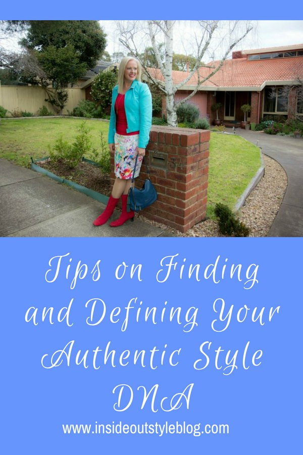 Tips on Finding and Defining Your Authentic Style DNA