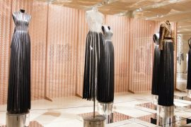 Azzedine Alaia Exhbition - Design Museum London