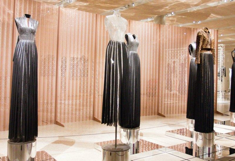 Azzedine Alaia Exhbition Design Museum London Inside Out Style