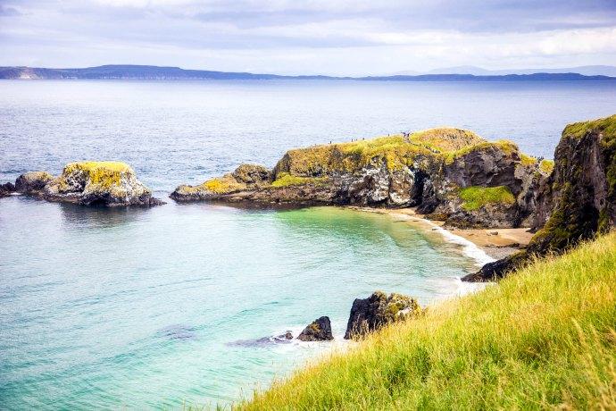 Carrick-a Rede Island