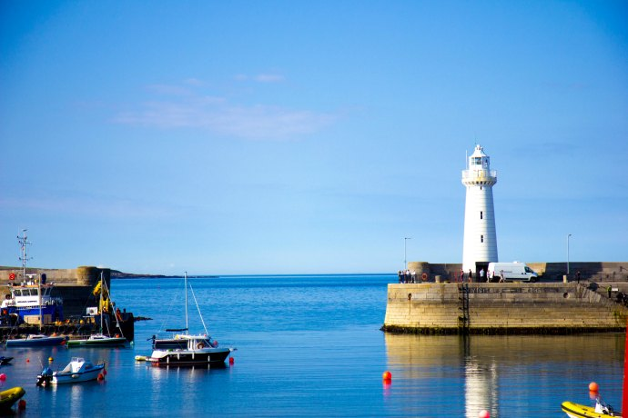 Donaghadee harbour - Northern Ireland