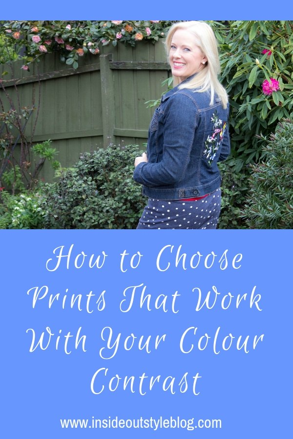 How to Choose Prints That Work With Your Colour Contrast