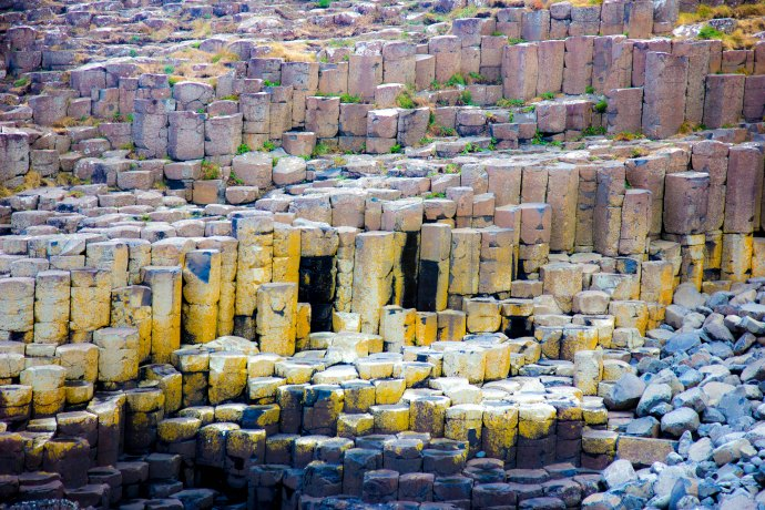 The Giant's Causeway - Northern Ireland
