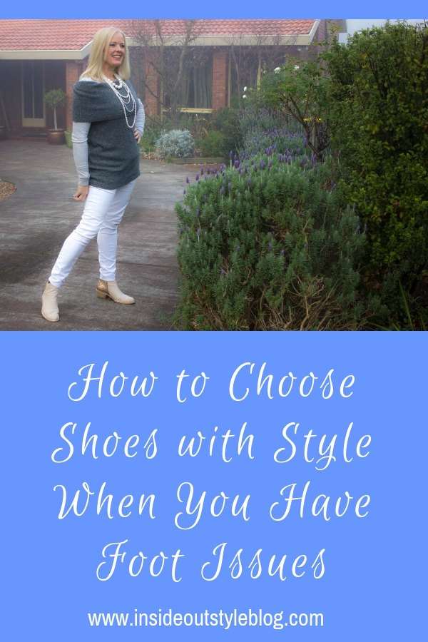 How to Choose Shoes with Style When You Have Foot Issues