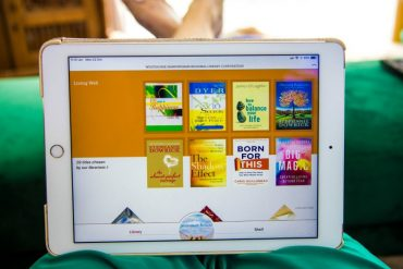 Borrow magazines, ebooks and audiobooks from your local library digitally - read them on your tablet - the best reading apps