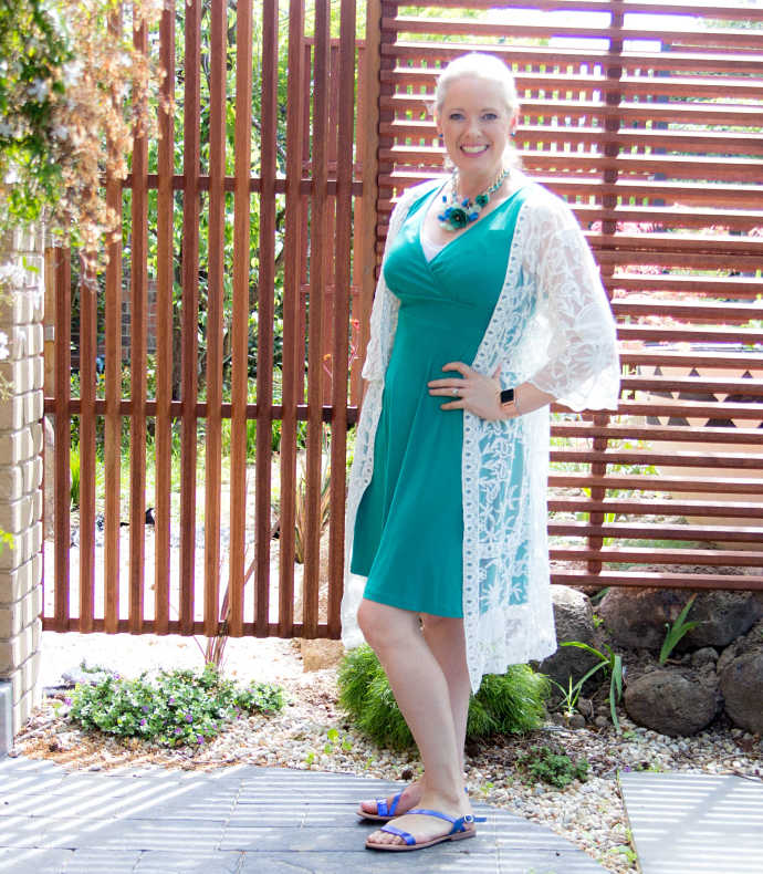developing your own style without following fashion