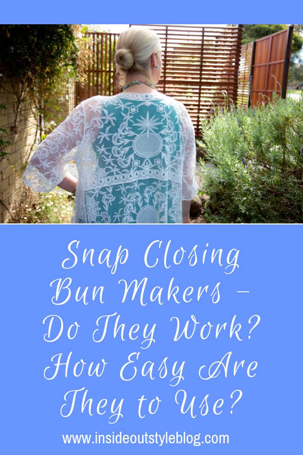 How to Use a Snap Closing Bun Maker - how easy are they really? Do they work well?