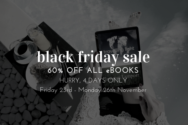 Black Friday Sale - Personal Style ebooks