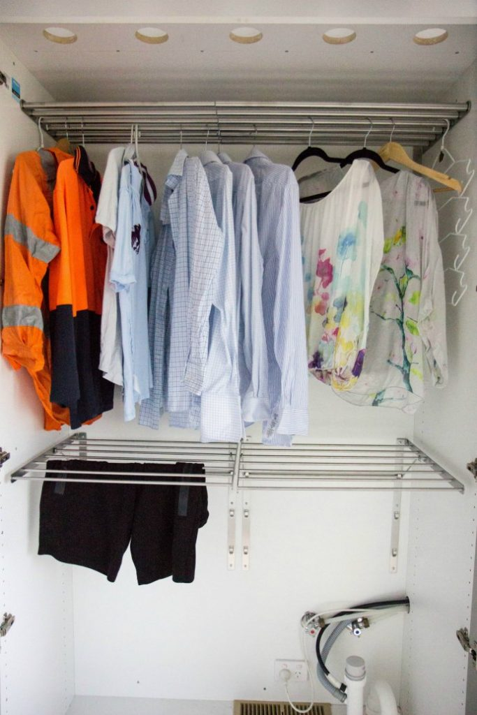 How Long Will Your Clothes Last Before They Wear Out? Caring for your clothes makes a difference - install a drying cupboard