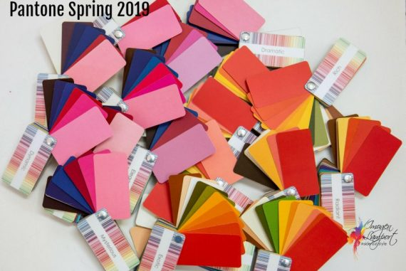 Discover the Pantone Spring/Summer 2019 colours