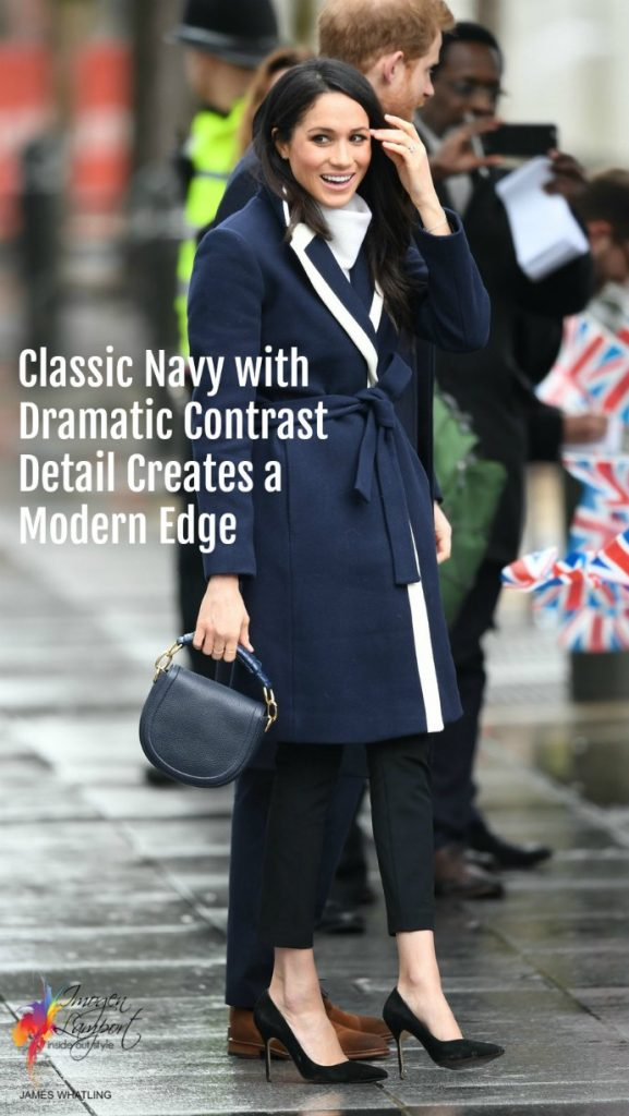What Meghan Markle can teach you about modern classic style