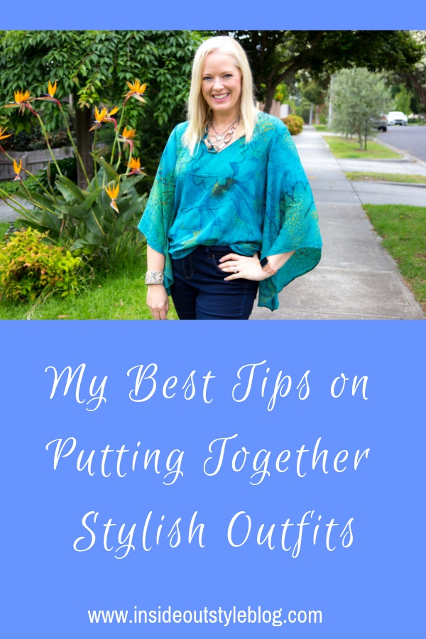 My Best Tips on Putting Together Stylish Outfits - colours, outfit formulas, contrast, styling tips, outfits to steal