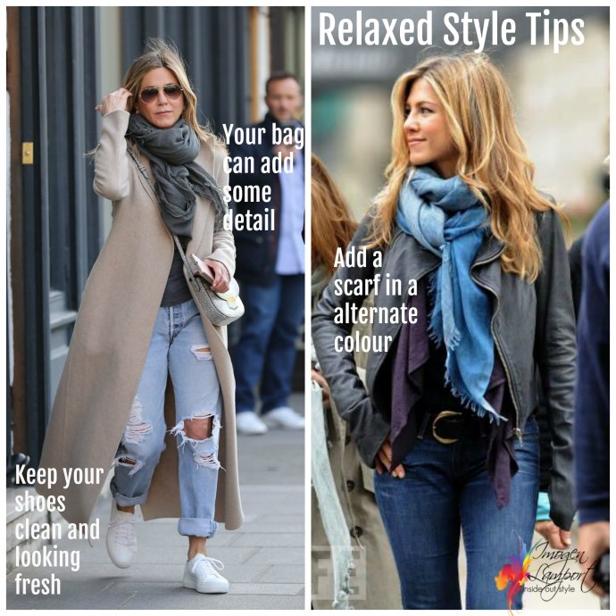 How to dress relaxed and look stylish