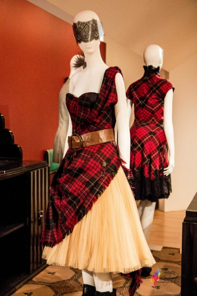 Krystyna Campbell-Pretty Fashion Gift Exhibition at the NGV Melbourne - Alexander McQueen