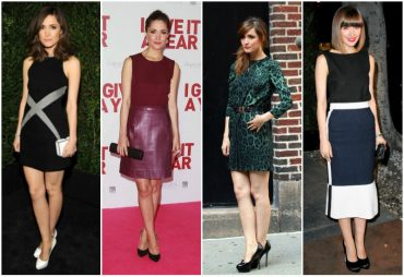 What Rose Byrne Can Teach You About Adding Dramatic Dressing Style Elements to Your Outfits