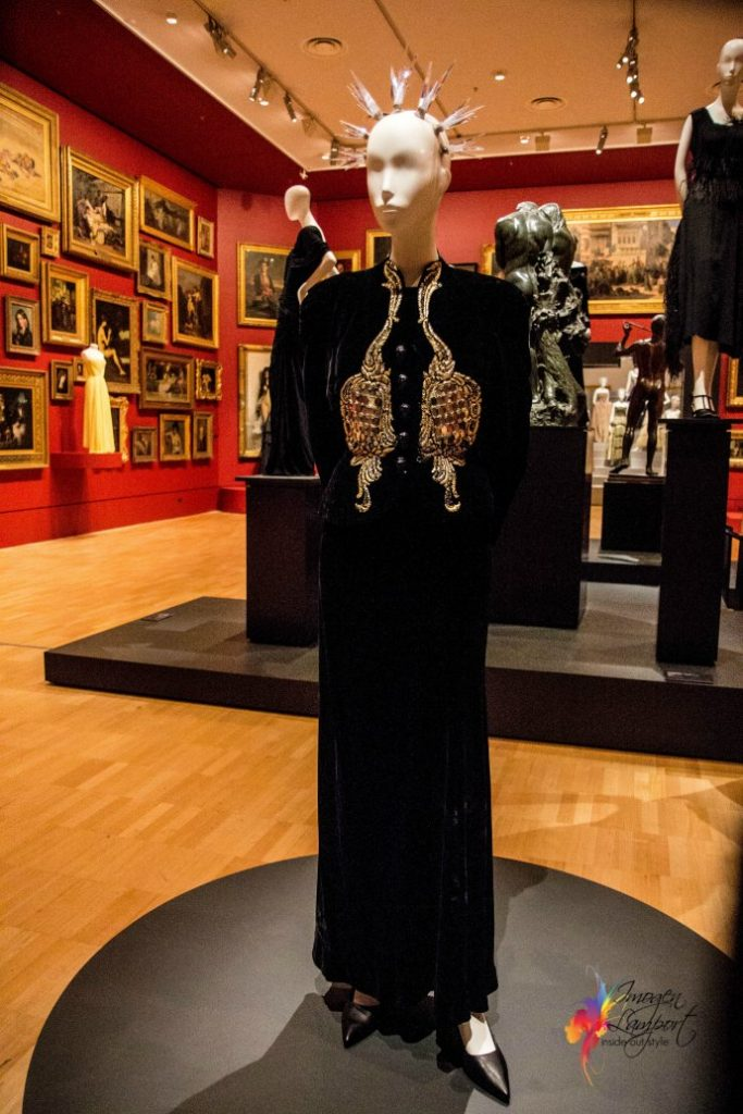 Krystyna Campbell-Pretty Fashion Gift Exhibition at the NGV Melbourne - Schiaparelli