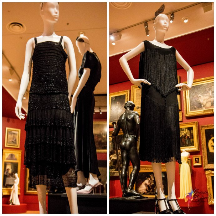 Krystyna Campbell-Pretty Fashion Gift Exhibition at the NGV Melbourne- Early Chanel LBD