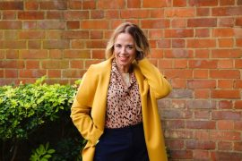 Stylish Thoughts - Rebecca Ffrancon Style
