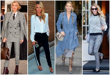 6 Ways Blake Lively Rocks Creative-Dramatic Outfits (and how you can too)
