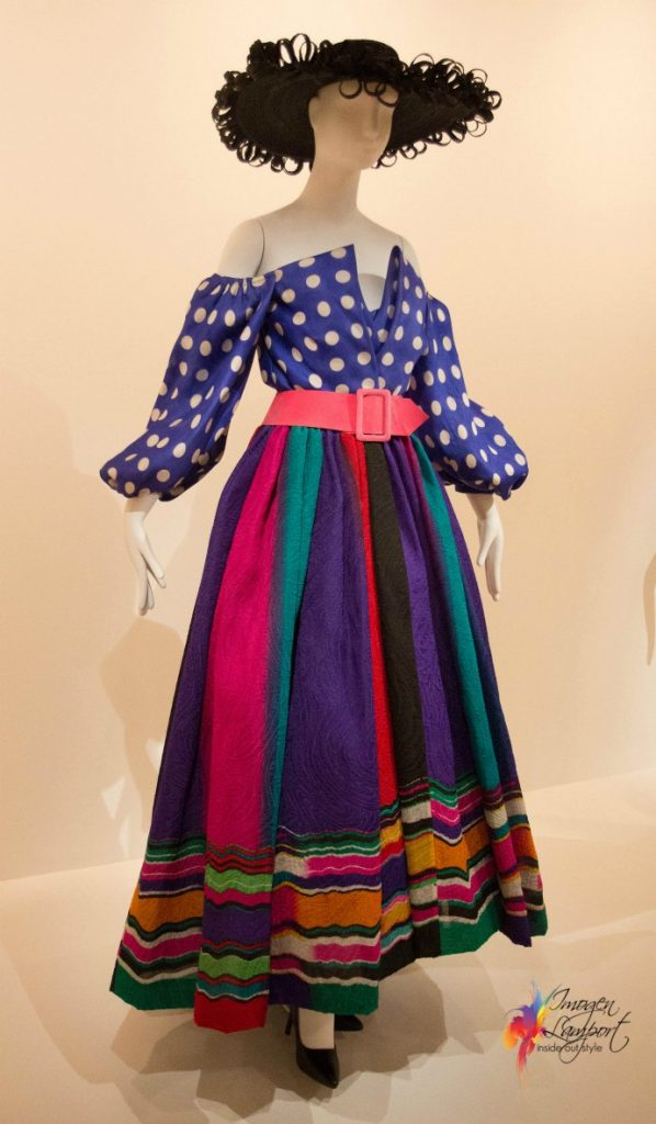 Krystyna Campbell-Pretty Fashion Gift Exhibition at the NGV Melbourne - Lacroix