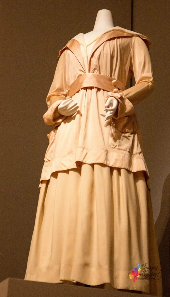Krystyna Campbell-Pretty Fashion Gift Exhibition at the NGV Melbourne- Coco Chanel