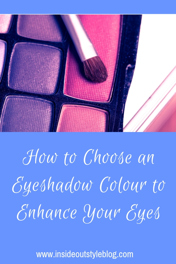 How to Choose an Eyeshadow Colour to Enhance Your Eyes