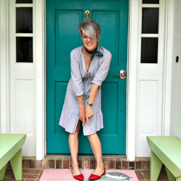 Stylish Thoughts - Liz Klebba of Closet Play Image
