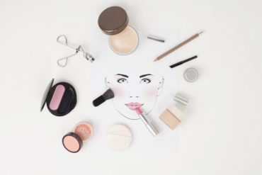 Imogen's everyday Makeup Essentials