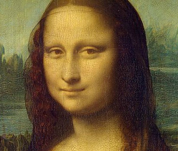 Why do eyebrows matter? Check out the Mona Lisa - she has none and so it's hard to understand her expression