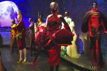 Take a Peek Inside the Thierry Mugler Couturissime Exhibition Montreal