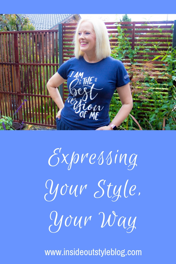 Expressing Your Style, Your Way - why authentic style is imperative