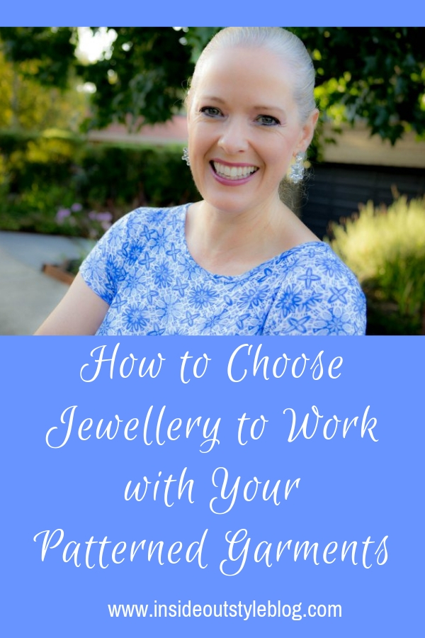 How to Choose Jewellery to Work with Your Patterned Garments