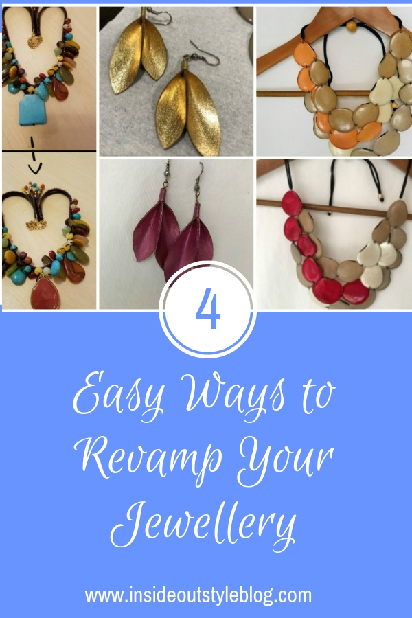4 asy Ways to Revamp Your Jewellery