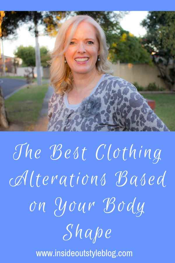 The Best Clothing Alterations Based on Your Body Shape