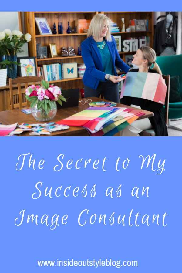 The Secret to My Success as an Image Consultant