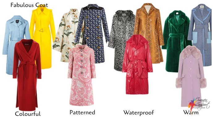 Add a fabulous winter coat to your wardrobe