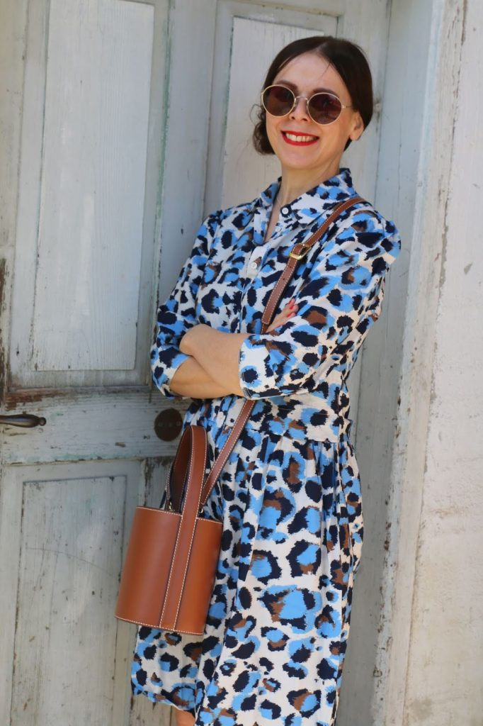 Dressing with Soul: Stylish Thoughts - Leopard coat