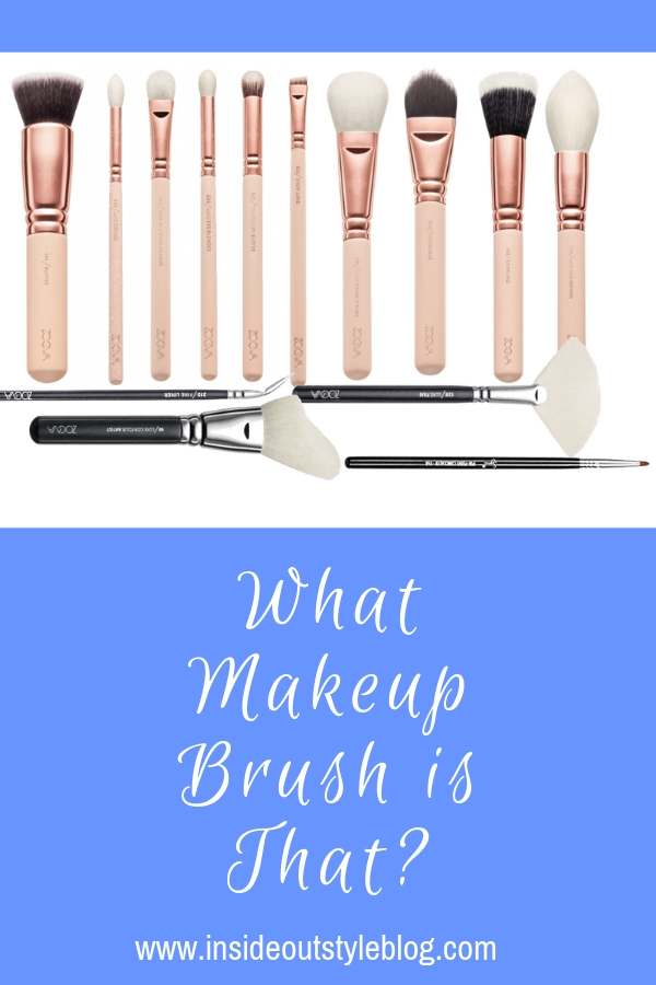 What Makeup Brush is that? What are all the makeup brushes in my brush kit used for?