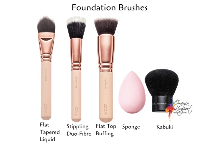 What Makeup Brush is that? Foundation Brushes explained