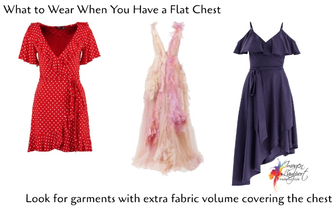 What to wear when you have a flat chest