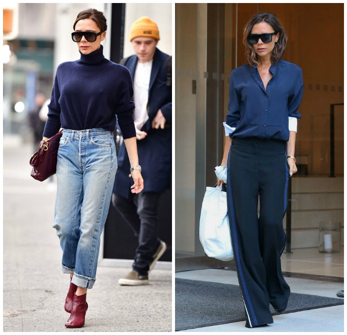 Victoria Beckham and ideal value