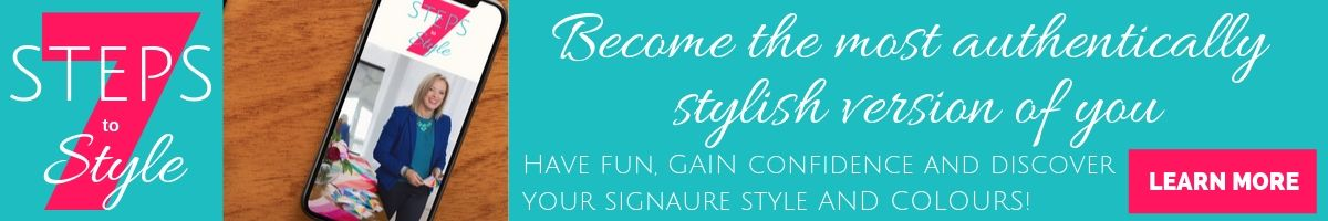 7 steps to style program