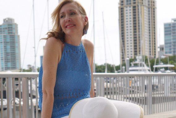 Stylish Thoughts Nina Bandoni - Sharing a Journey blog