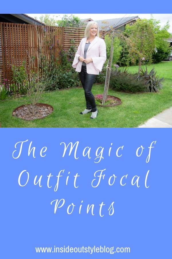 The magic of outfit focal points