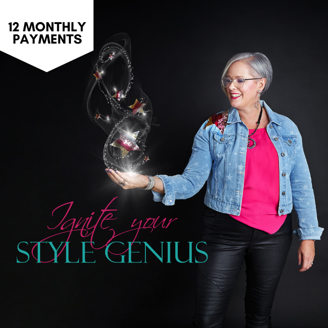 Ignite Your Style 12 monthly payments