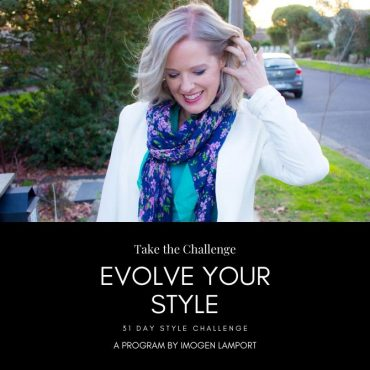 Evolve Your Style Challenge