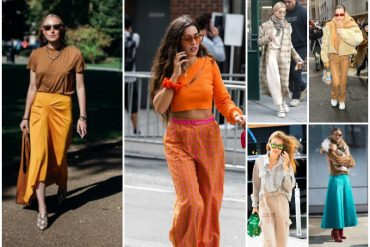6 Ways to Make Low Value Contrast Outfits More Interesting - Layer similar colours
