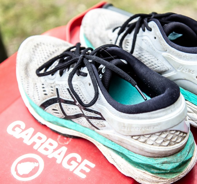 How to Recycle Your Old Socks and Sneakers