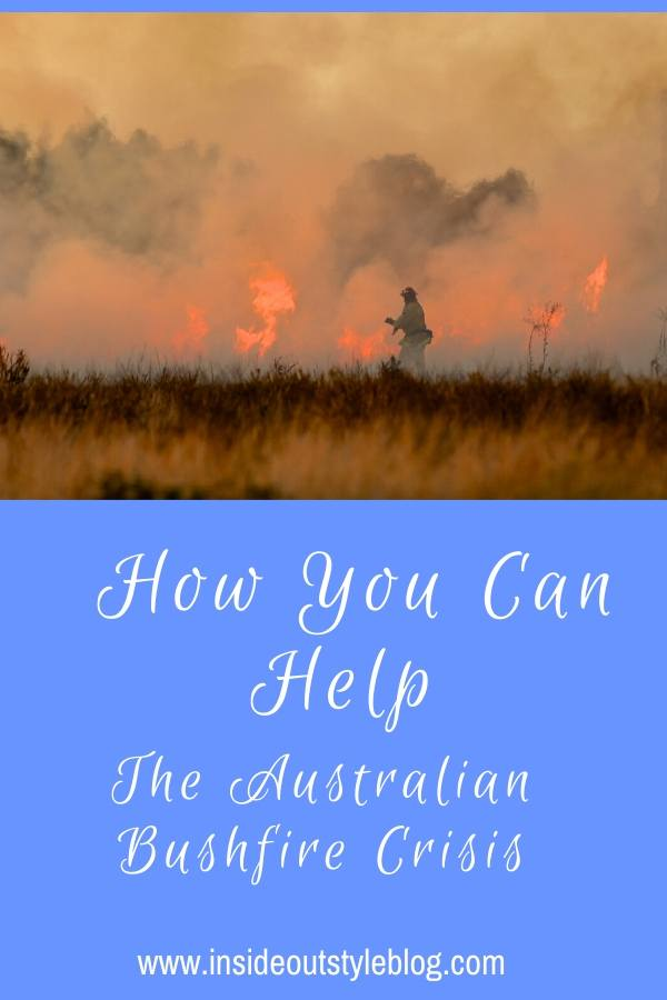 Austrlaian bushfire crisis how you can help