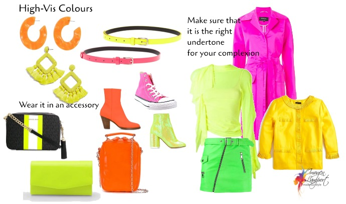 Spring Fashion Trends and How to Wear Them - flouro colours